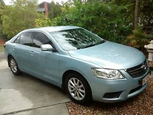 2009 Toyota Aurion Sedan McDowall Brisbane North West Preview