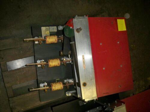 Qa0833 Pringle Switch 800a Red Insulator Used E-ok