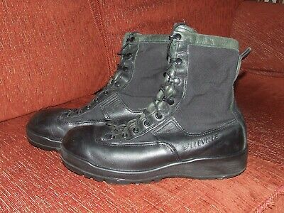Belleville made in US army/military boots 9W