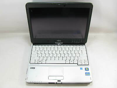 "Fujitsu T731 12"" Laptop 2.5GHz Core i5 4GB RAM (Grade B no caddy or optical)"