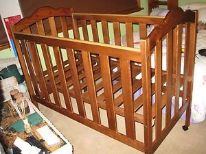 Cot by Gro-years Kyabram Campaspe Area Preview