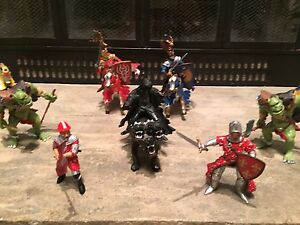 Papo knight figures and castle London Ontario image 2