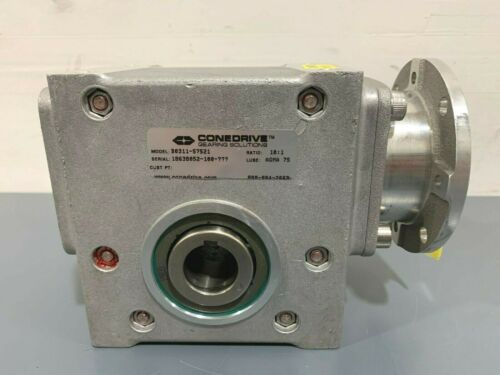 New Cone Drive B0311-57521 Gear Reducer 10:1 Ratio