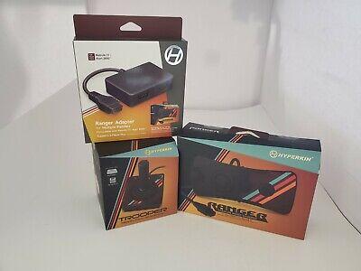 1 Trooper Joystick + 1 Ranger Controller + 1 Multi paddle Adapter for Atari 2600