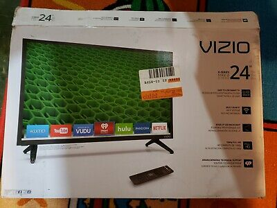 "New..!! VIZIO D-Series 24"" Class Full HD 1080p Smart LED TV - 16:9"