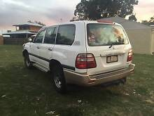 2003 Toyota LandCruiser Wagon turbo diesel Mandurah Mandurah Area Preview