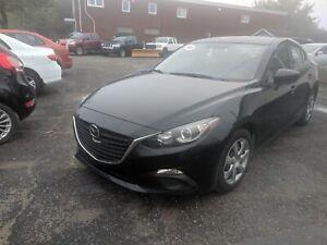 2016 Mazda Mazda3 Factory Warranty! G