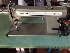 Industrial Singer 191D300AA