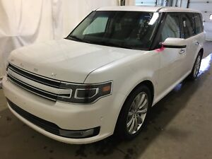 2017 Ford Flex limited with Ecoboost loaded