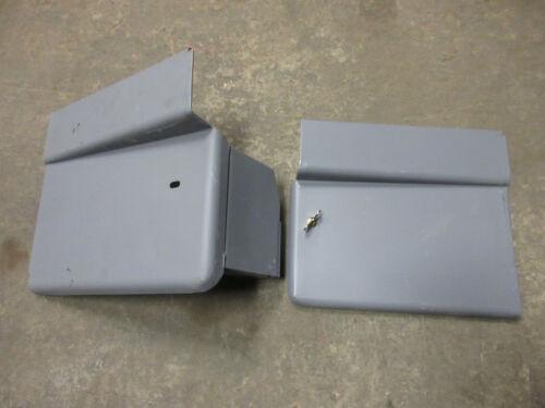 Left cover & right battery box & toolbox John Deere 320 40 420