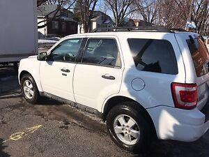 Ford escape 2009 awd
