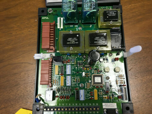ASCO Group 1 Controller Single Or 3 Phase 240V Re-Manufactured and Tested V-1
