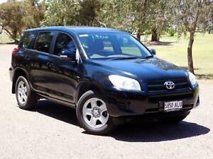 2011 Toyota RAV4 SUV Murray Bridge Murray Bridge Area Preview