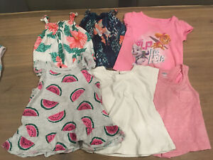 All 5 pages, girl/toddler clothes/shoes