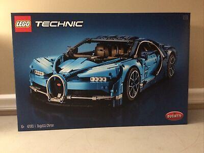 Lego Bugatti Chiron 42083 Brand New Sealed Box