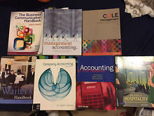 Accounting textbook/references/hospitality (Griffith /qut/UQ) Eight Mile Plains Brisbane South West Preview