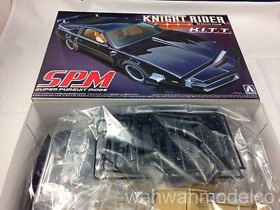 Aoshima 43554 1/24 Knight Rider Knight 2000 K.I.T.T. Mode-SPM No.06 from Japan