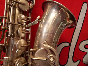 Weltklang Solist German made alto saxophone rare vintage Epping Whittlesea Area Preview