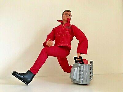 💲 Vintage KENNER $6m SIX MILLION DOLLAR MAN with ENGINE 1975 Action Man Figure