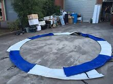 16ft Trampoline Spring Padded Cover Wantirna South Knox Area Preview