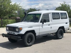 1993 Land Cruiser - **Rare Collector** - LHD PZJ75 Troopy