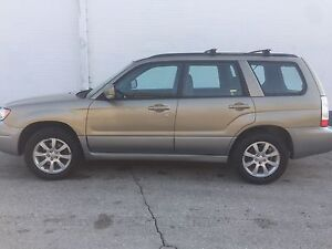 2008 Subaru Forester 2.5 L command start new safety
