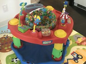 Exersaucer Baby toy