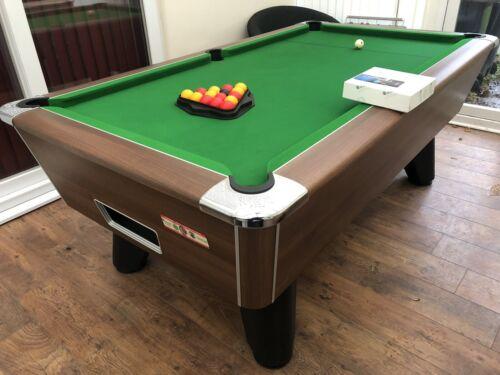 supreme winner 7ft pool table,