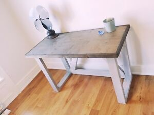 Student Special . Pottery barn inspired solid wood desk.