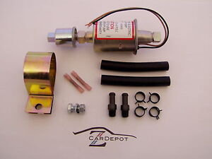 Datsun Nissan 240Z 260Z 280Z Electric Fuel Pump Carburetor SU Carb NEW L24 L26