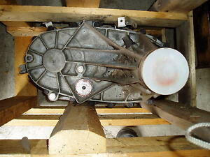 transfer case from a 1998 Chevy with a 4L80E transmission