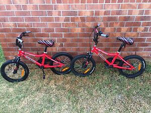 Mongoose BMX style bikes for 3-5 year olds Point Cook Wyndham Area Preview