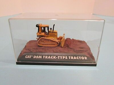 Caterpillar CAT D5M Track-Type Tractor Dozer Norscot Group Mequeon Model Display