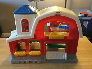 Fisher Price Little People farmhouse