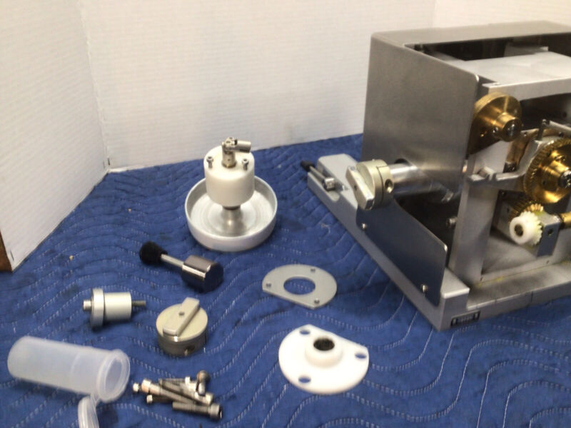 Microm HM 505 N Cryostat-microtome parts & pieces all that is shown in pictures
