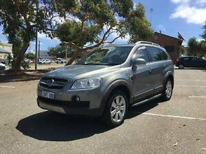 2010 Holden Captiva   ***7 SEATS LOW KILOMETERS**** St James Victoria Park Area Preview