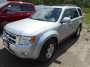 2009 Ford Escape 4WD 4dr I4 Auto Limi