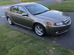 2008 Acura TL low kms great condition