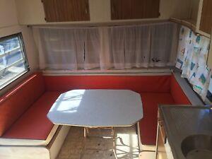 Caravan hire as extra bedroom