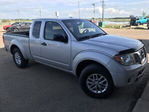 2014 Nissan Frontier SV King Cab 4x4