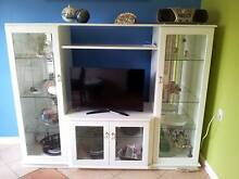 TV/Display Cabinet, white, high gloss Dandenong Greater Dandenong Preview
