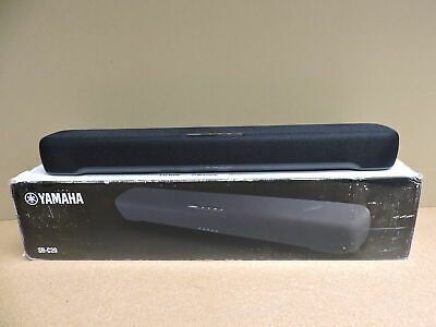 Yamaha SR-C20A Compact Sound Bar with Built-In Subwoofer