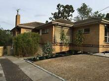 Accommodation Literally a min walk 2 Train, Bus, shops Greensborough Banyule Area Preview