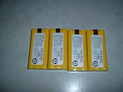 4each Batteries For Ritron Jobcom