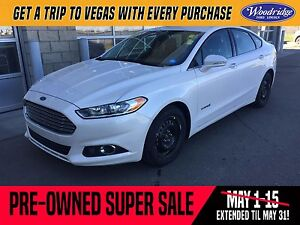 2014 Ford Fusion Hybrid SE PRE-OWNED SUPER SALE ON NOW!