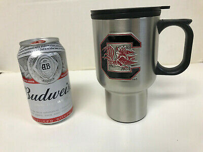 Brand New South Carolina Gamecocks 14 oz Stainless Steel Travel Mug