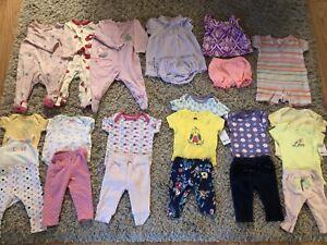 3-6 Month Old summer wear and Sleeprs