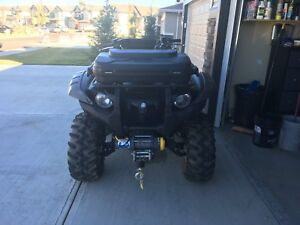 07 Yamaha Grizzly 700FI Limited Edition