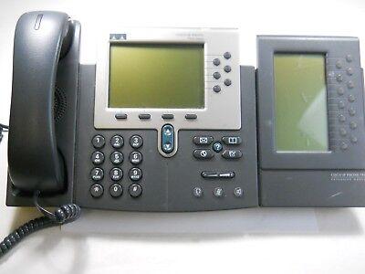 Cisco Ip Phone 7960 Series W 7914 Expansion Module3aorusedqty 1 Eaalt