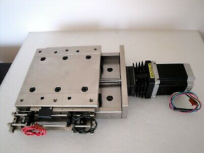 Automation Linear Stage Stepper Motor
